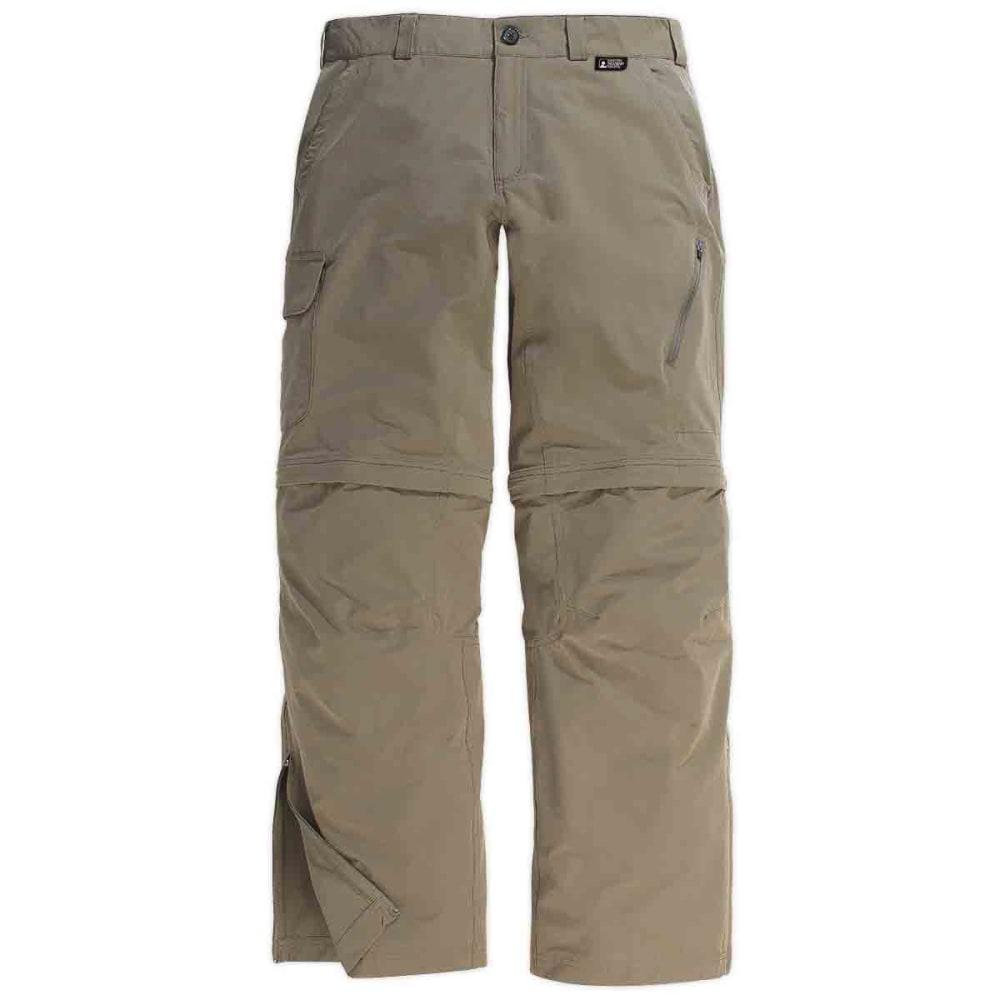EMS® Men's Trailhead Zip-Off Pants - KHAKI