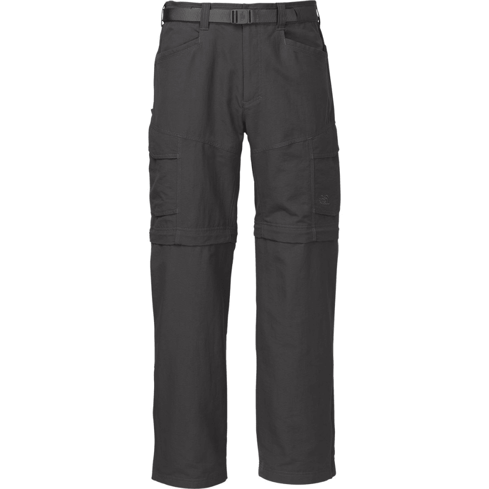 THE NORTH FACE Men's Paramount Peak II Convertible Pants - 0C5 ASPHALT GREY