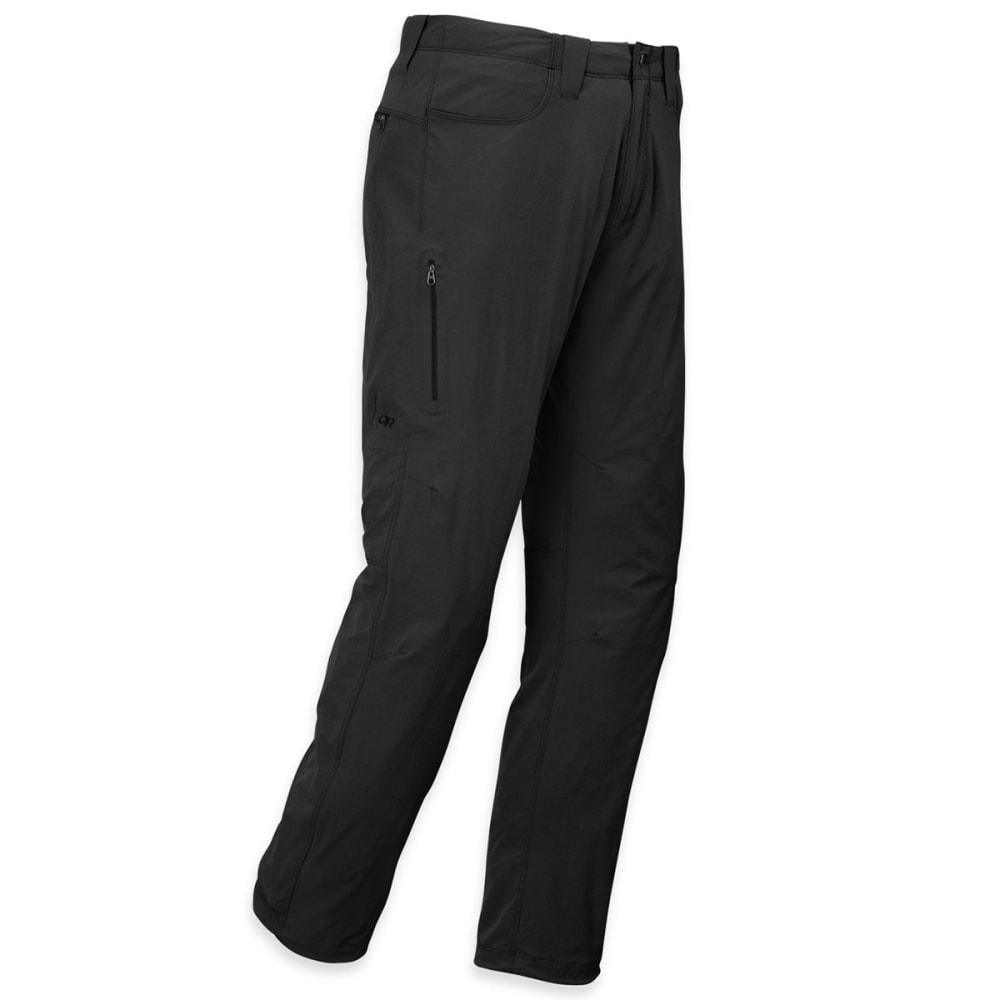 OUTDOOR RESEARCH Men's Ferrosi Pants, Short - BLACK
