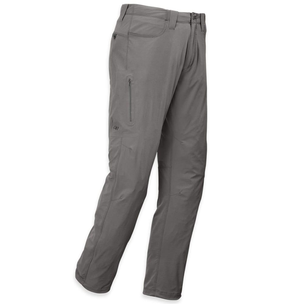 OUTDOOR RESEARCH Men's Ferrosi Pants, Short - PEWTER
