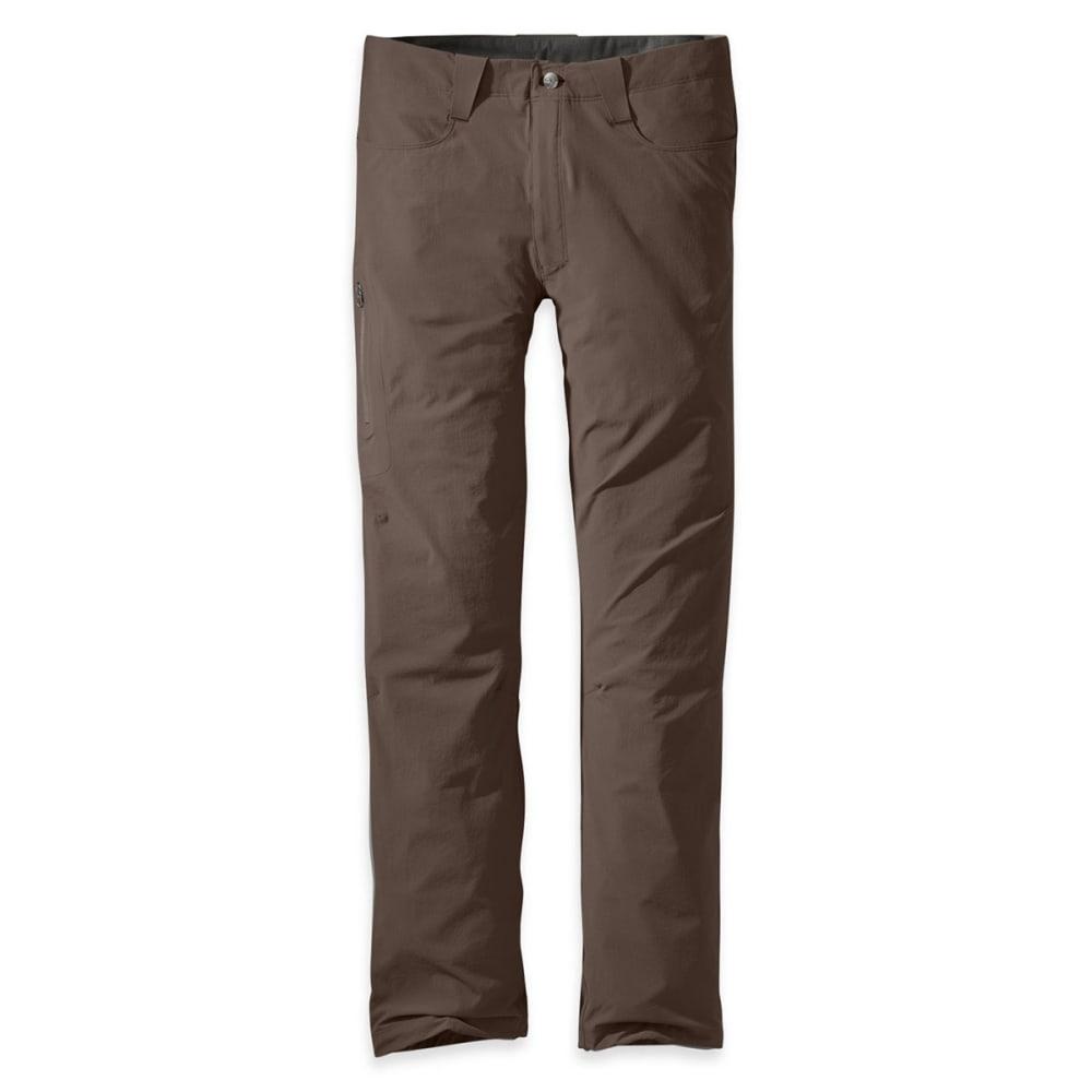 OUTDOOR RESEARCH Men's Ferrosi Pants, Short - MUSHROOM