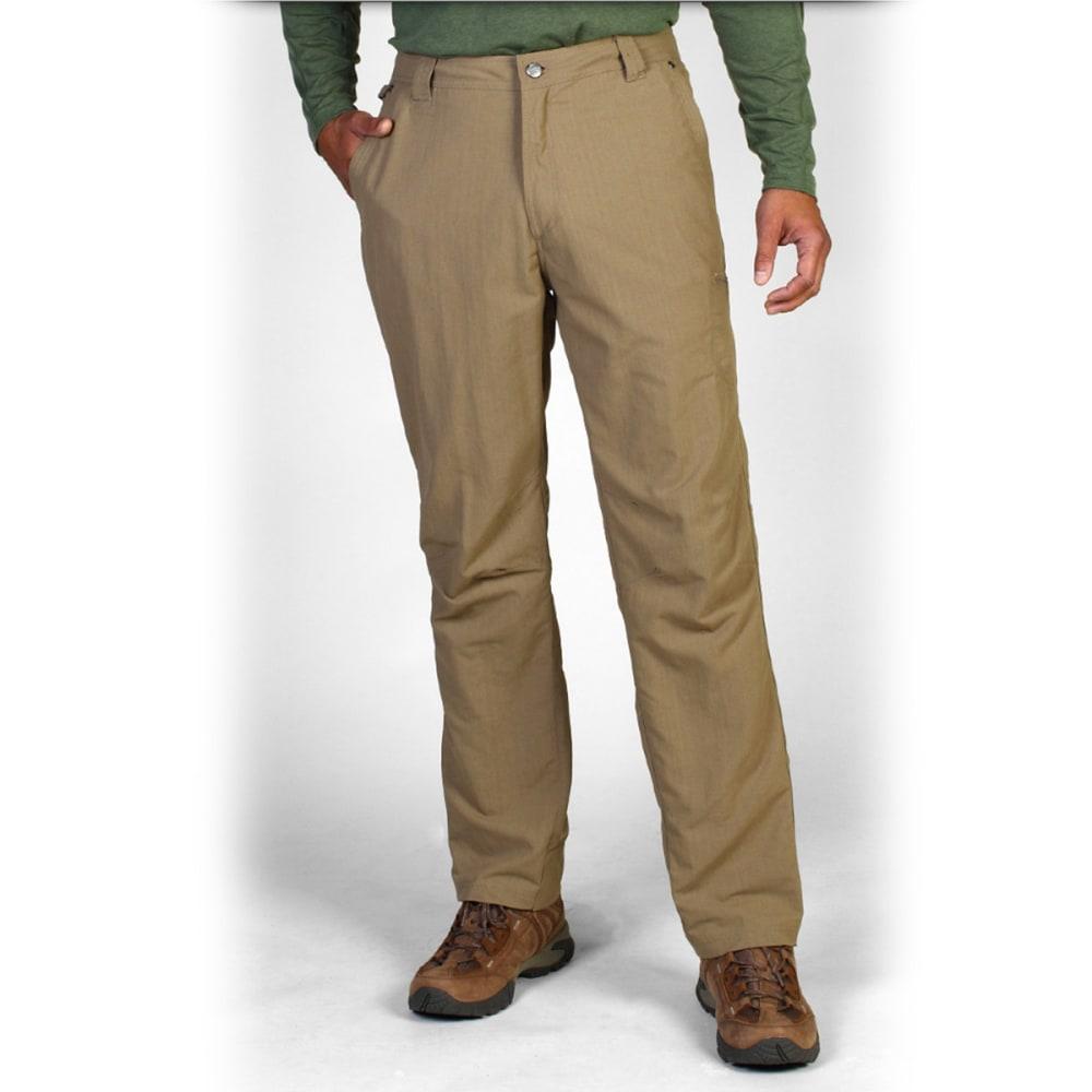 EXOFFICIO Men's Yukonico Pants - WALNUT