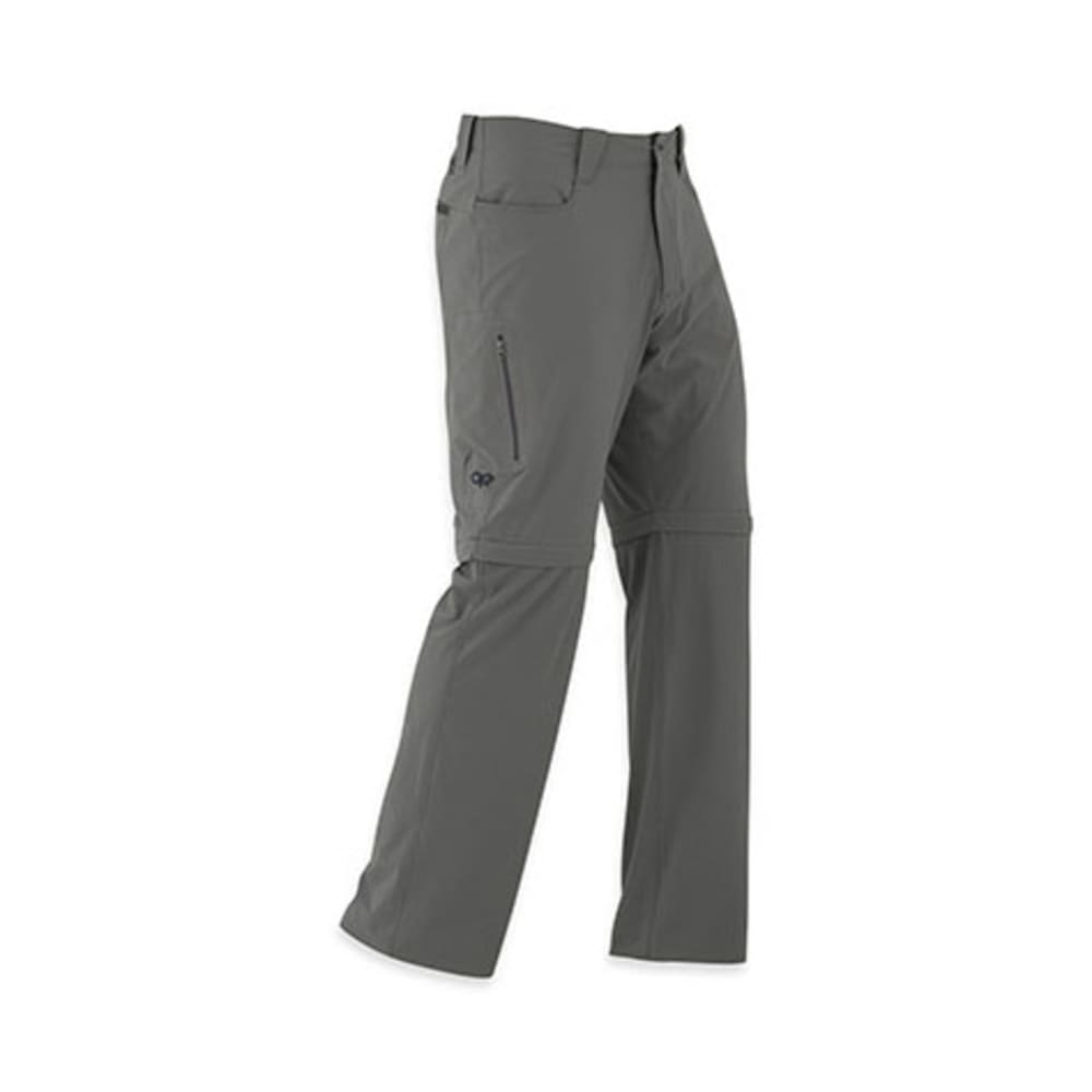 OUTDOOR RESEARCH Men's Ferrosi Convertible Pants - PEWTER