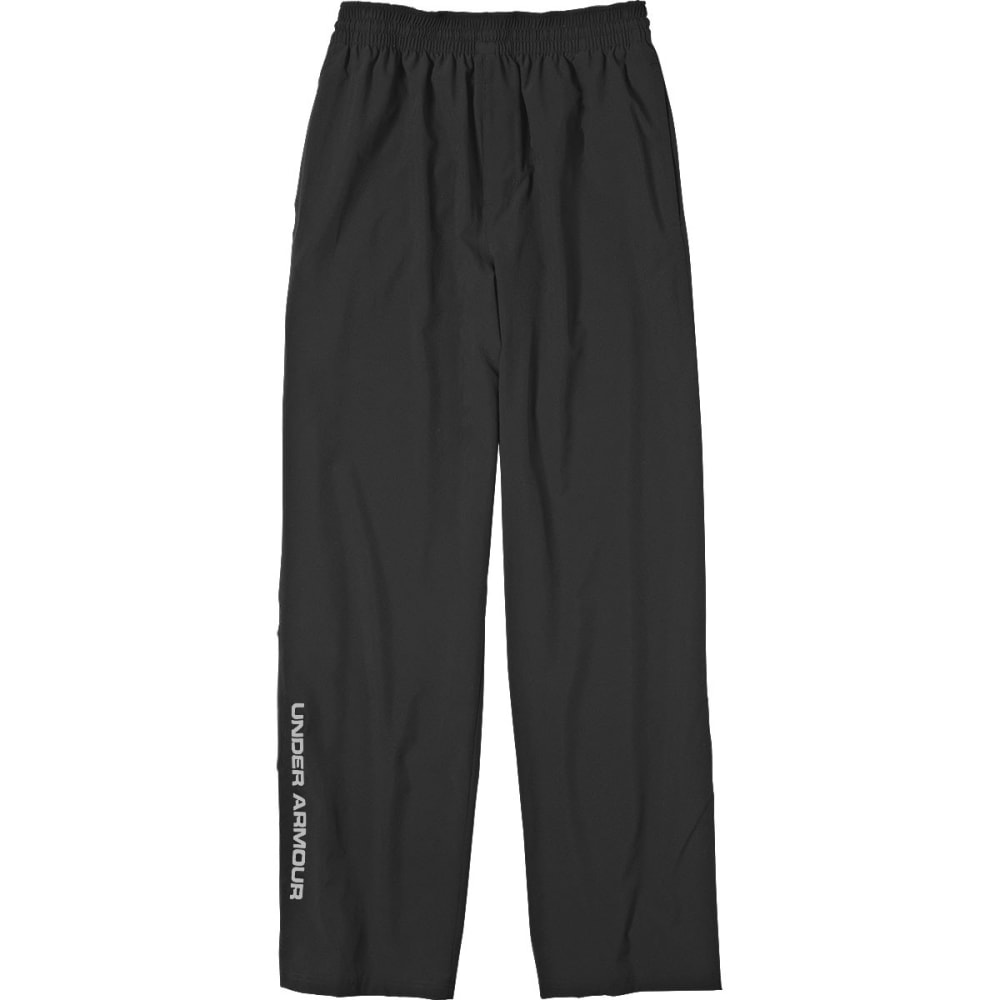 UNDER ARMOUR Men's Pulse Pants - BLACK