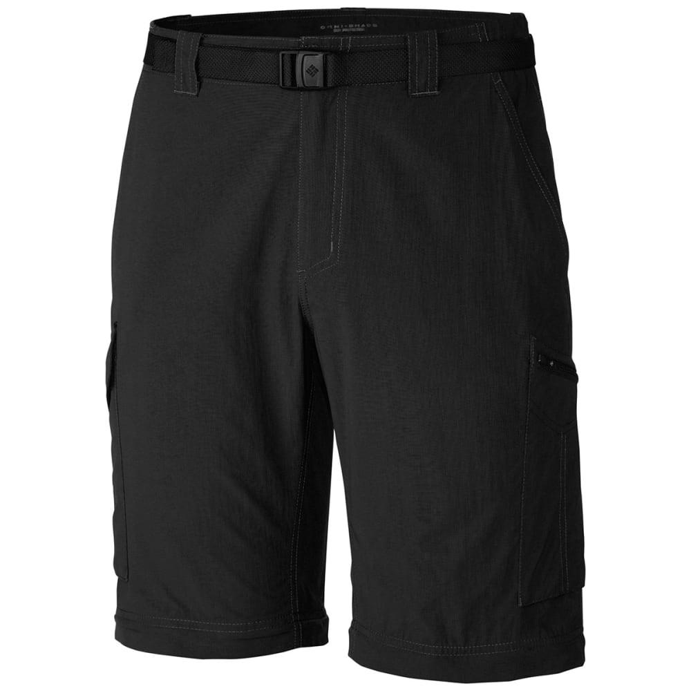 COLUMBIA Men's Silver Ridge Convertible Pants - BLACK