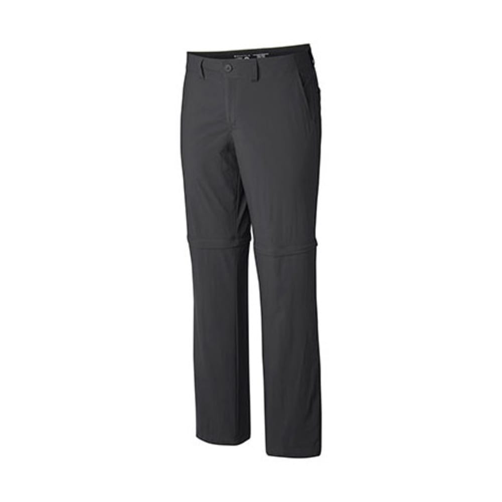 MOUNTAIN HARDWEAR Men's Castil™ Convertible Pants - 011-SHARK