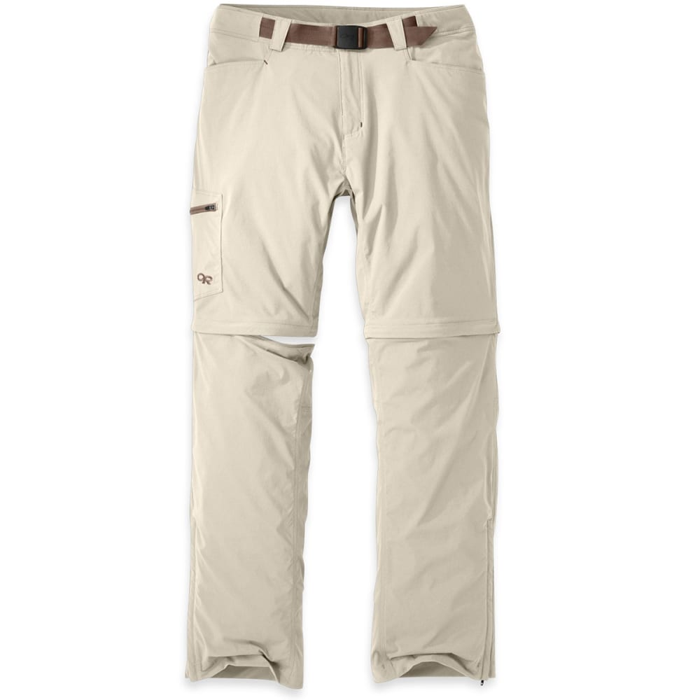 OUTDOOR RESEARCH Men's Equinox Convertible Pants - CAIRN