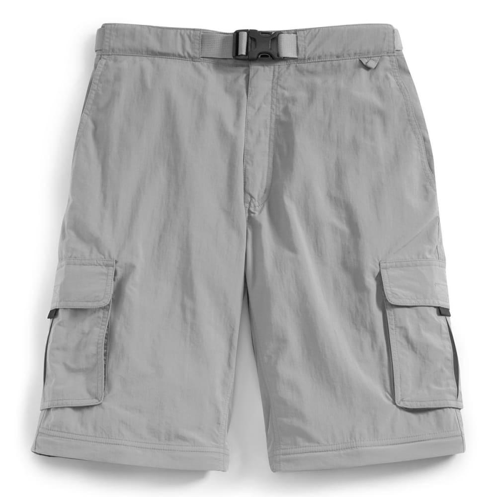 EMS® Men's Camp Cargo Zip-Off Pants - NEUTRAL GREY