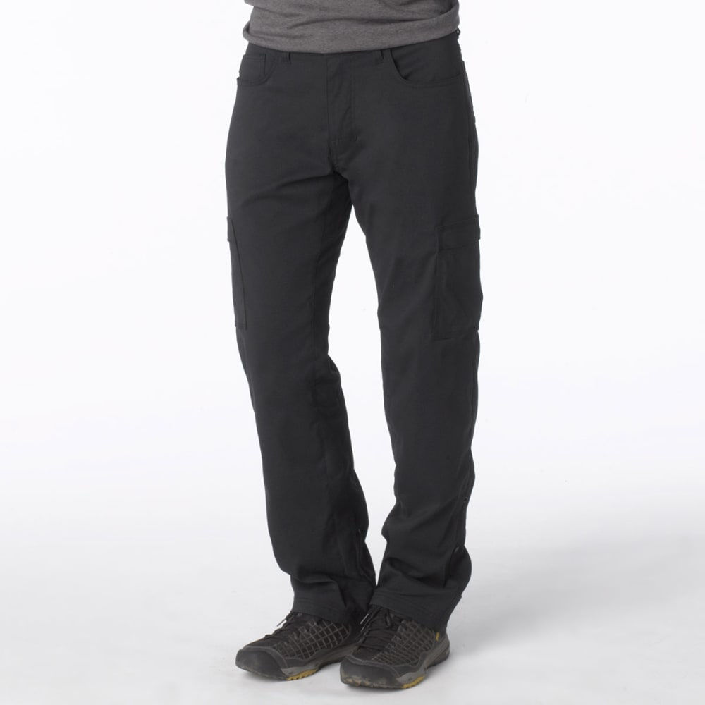 PRANA Men's Stretch Zion Pants - BLACK