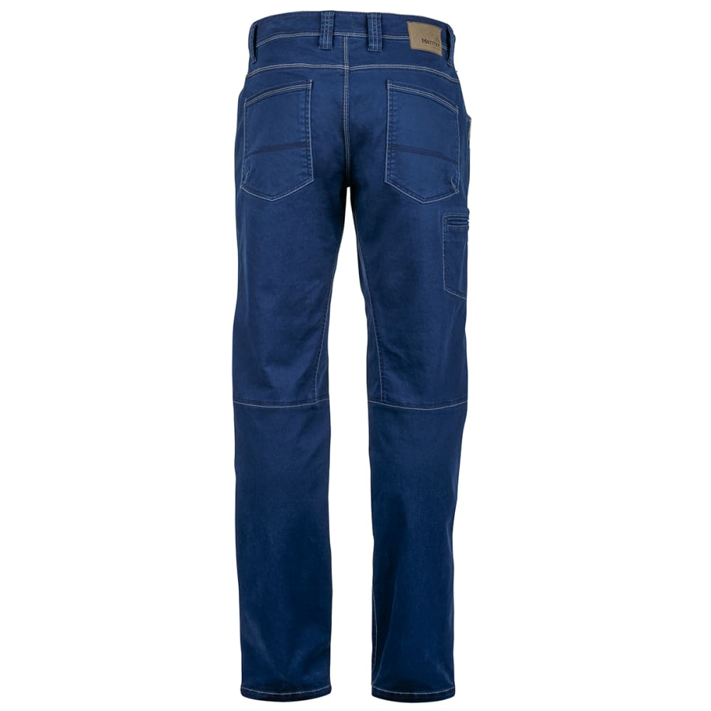 MARMOT Men's West Ridge Pants - 2835-DARK INDIGO