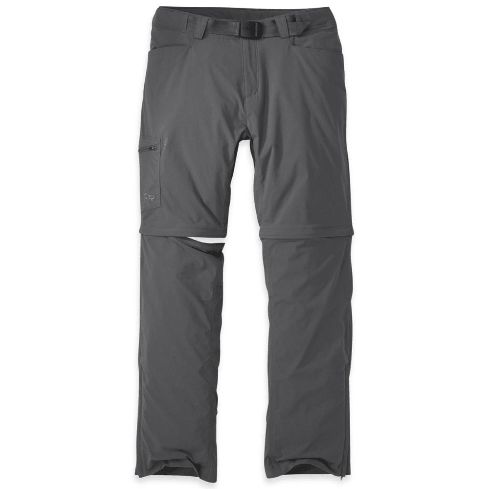 OUTDOOR RESEARCH Men's Equinox Convertible Pants 34/S