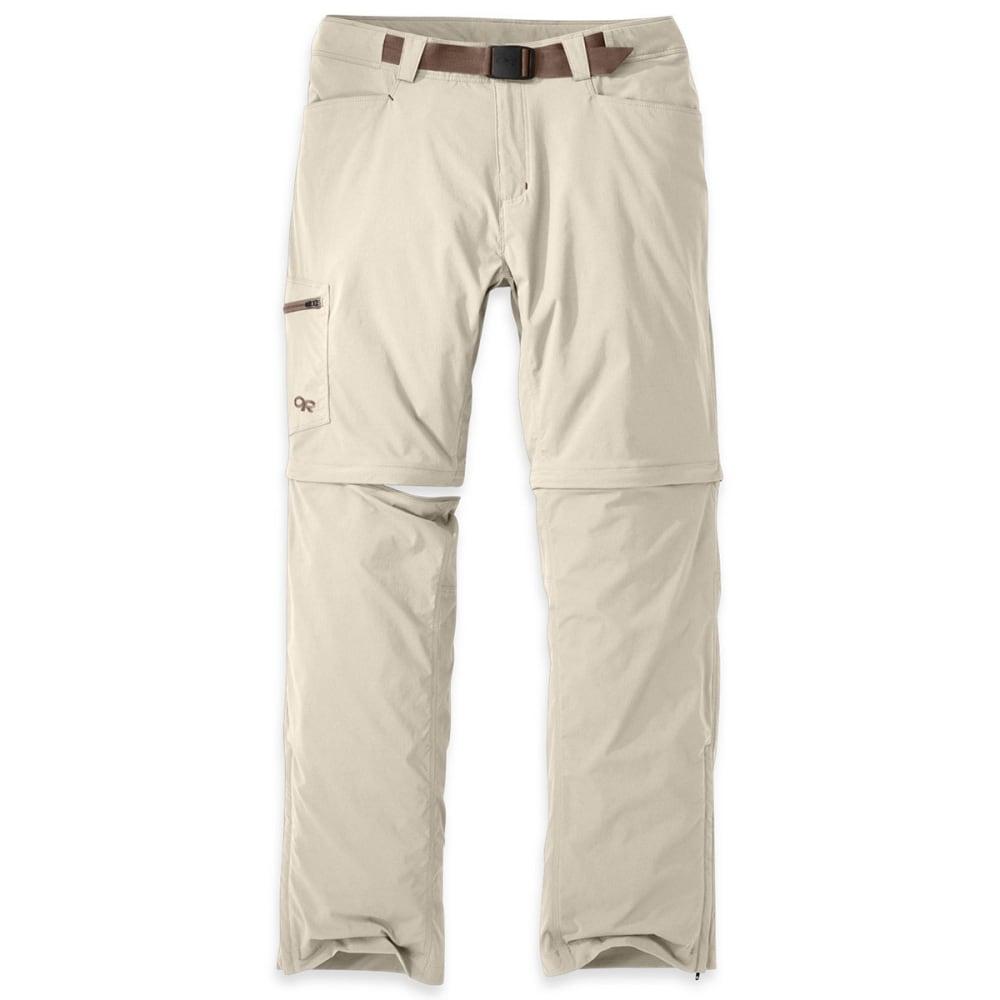 OUTDOOR RESEARCH Men's Equinox Convertible Pants - CAIRN