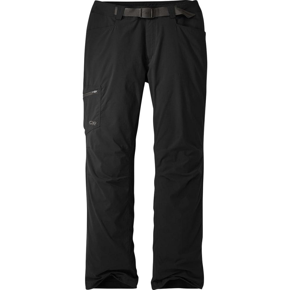 OUTDOOR RESEARCH Men's Equinox Pants - BLACK