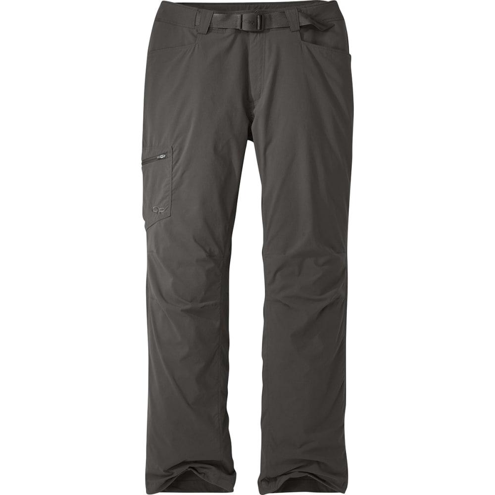 OUTDOOR RESEARCH Men's Equinox Pants - CHARCOAL