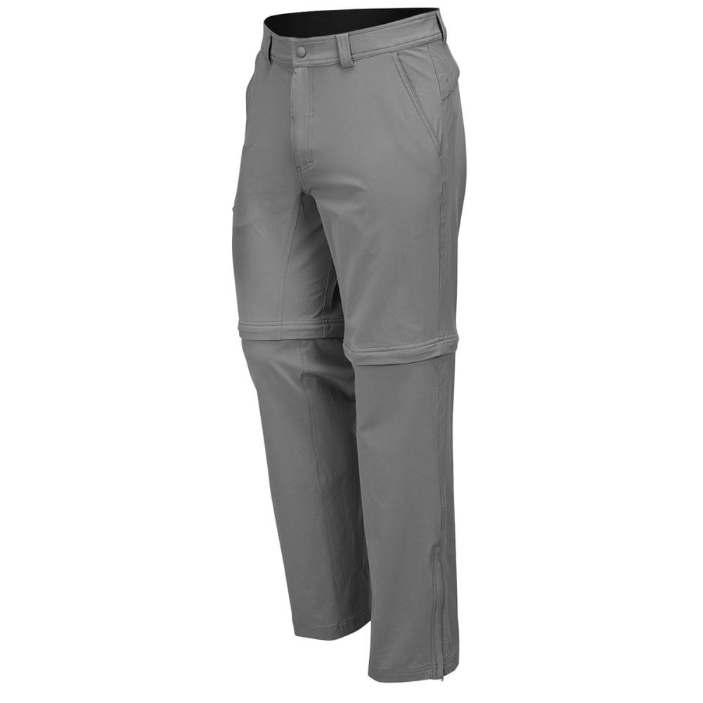 EMS® Men's Compass Zip-off Pants - PEWTER