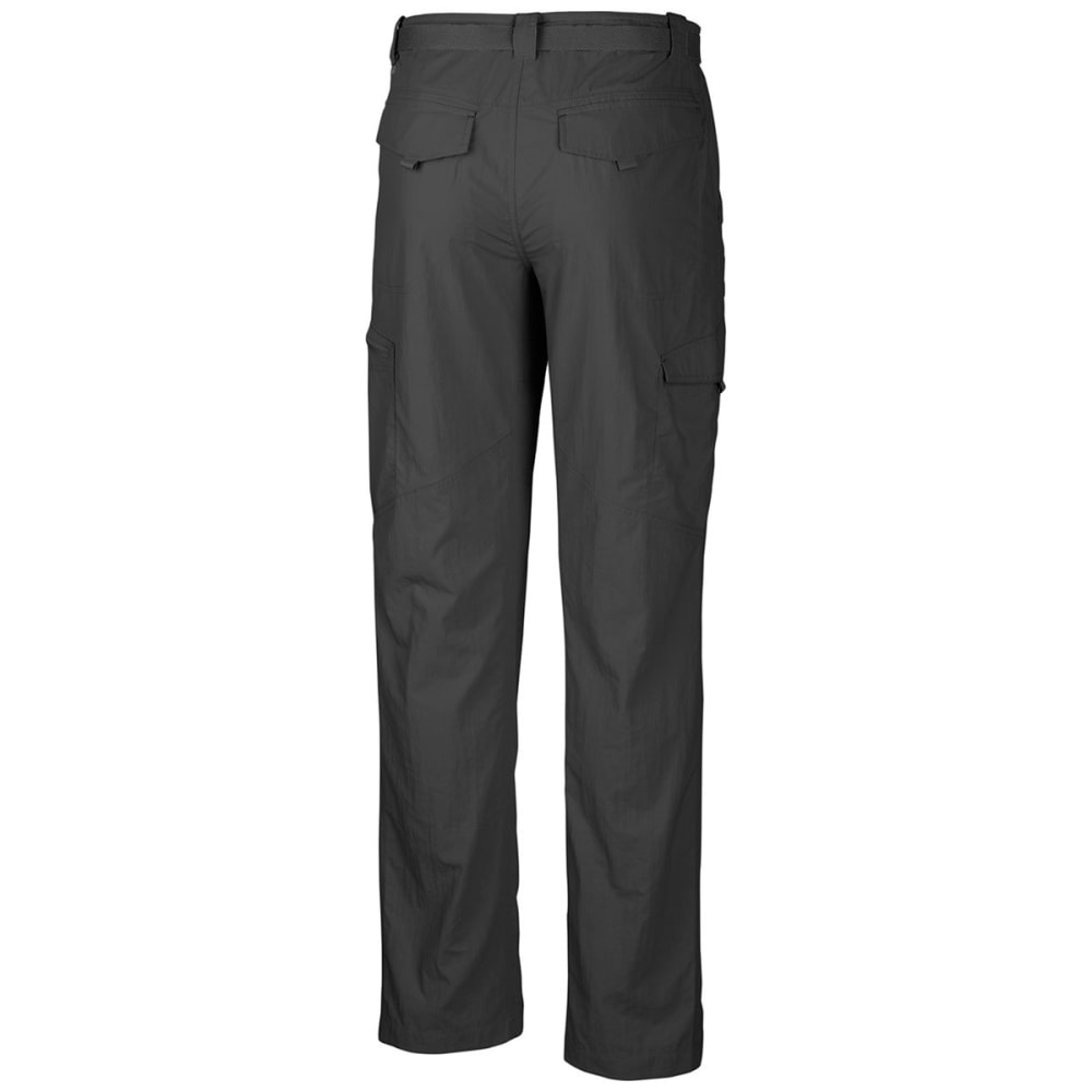 COLUMBIA Men's Silver Ridge Cargo Pants - 028-GRILL