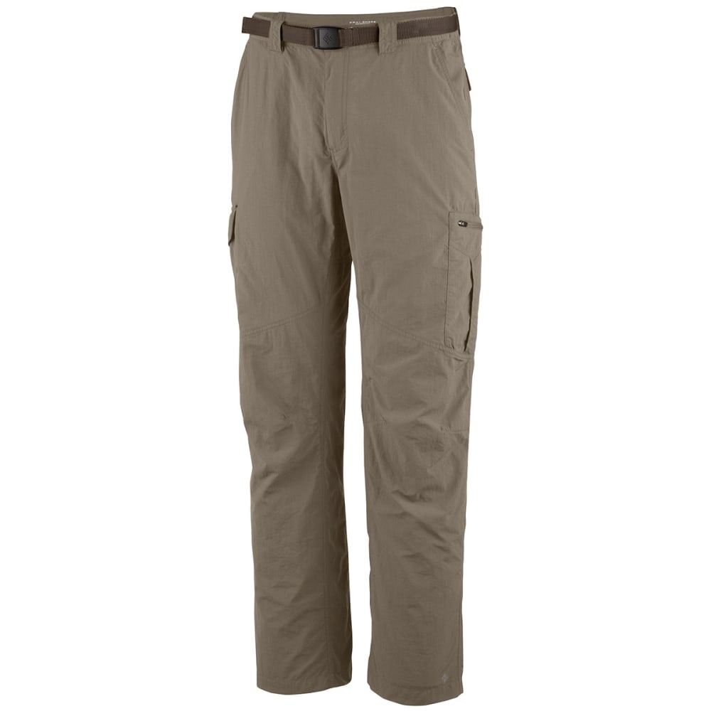 COLUMBIA Men's Silver Ridge Cargo Pants - 221-TUSK