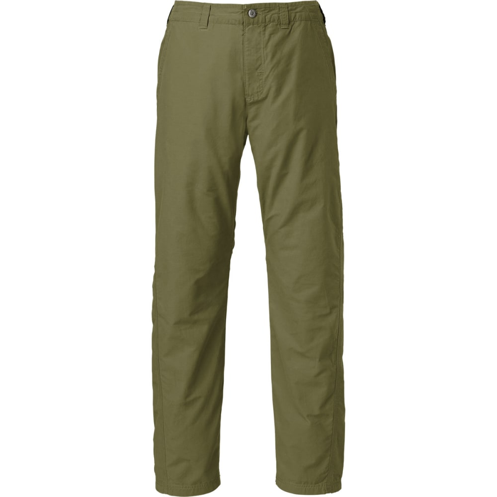 THE NORTH FACE Men's Granite Dome Pant - BURNT OLIVE