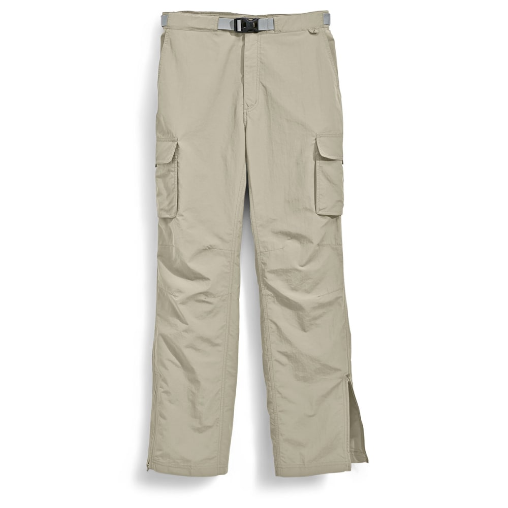 EMS Men's Camp Cargo Pants - FOSSIL