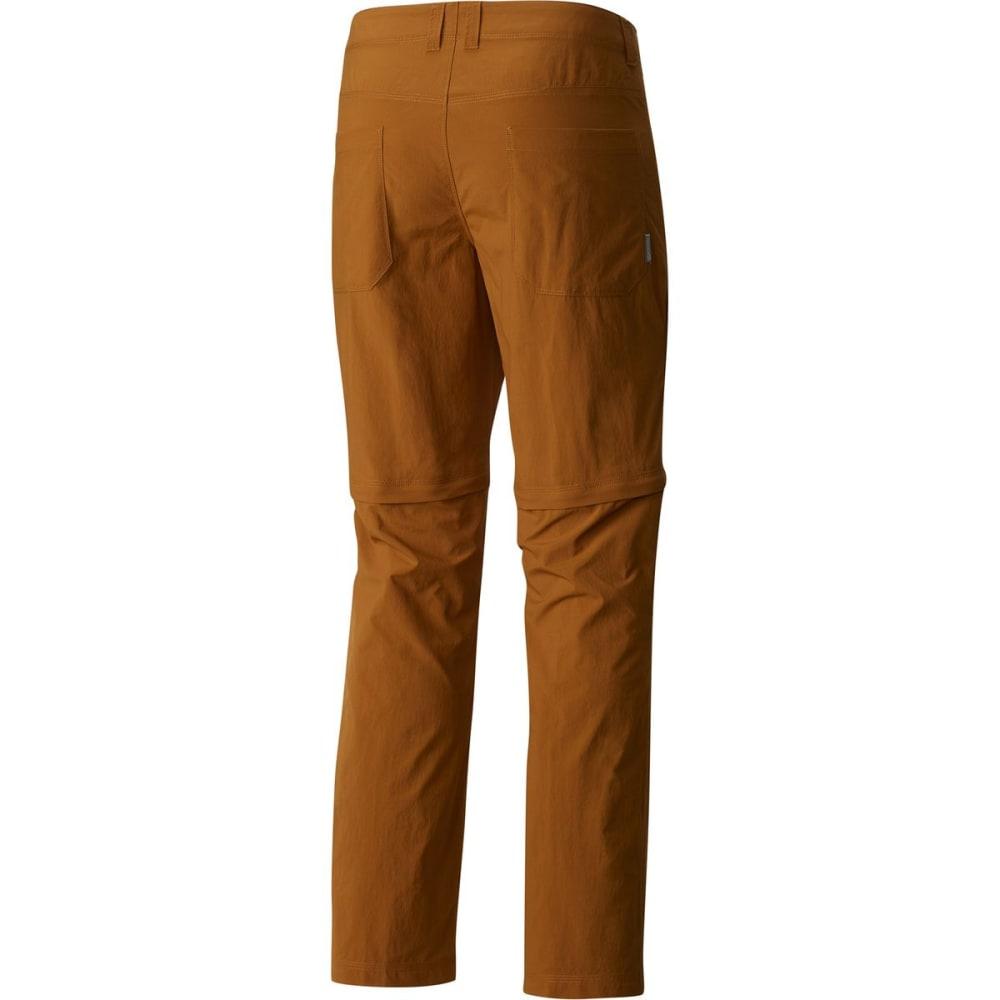MOUNTAIN HARDWEAR Men's Castil™ Convertible Pant - GOLDEN BROWN