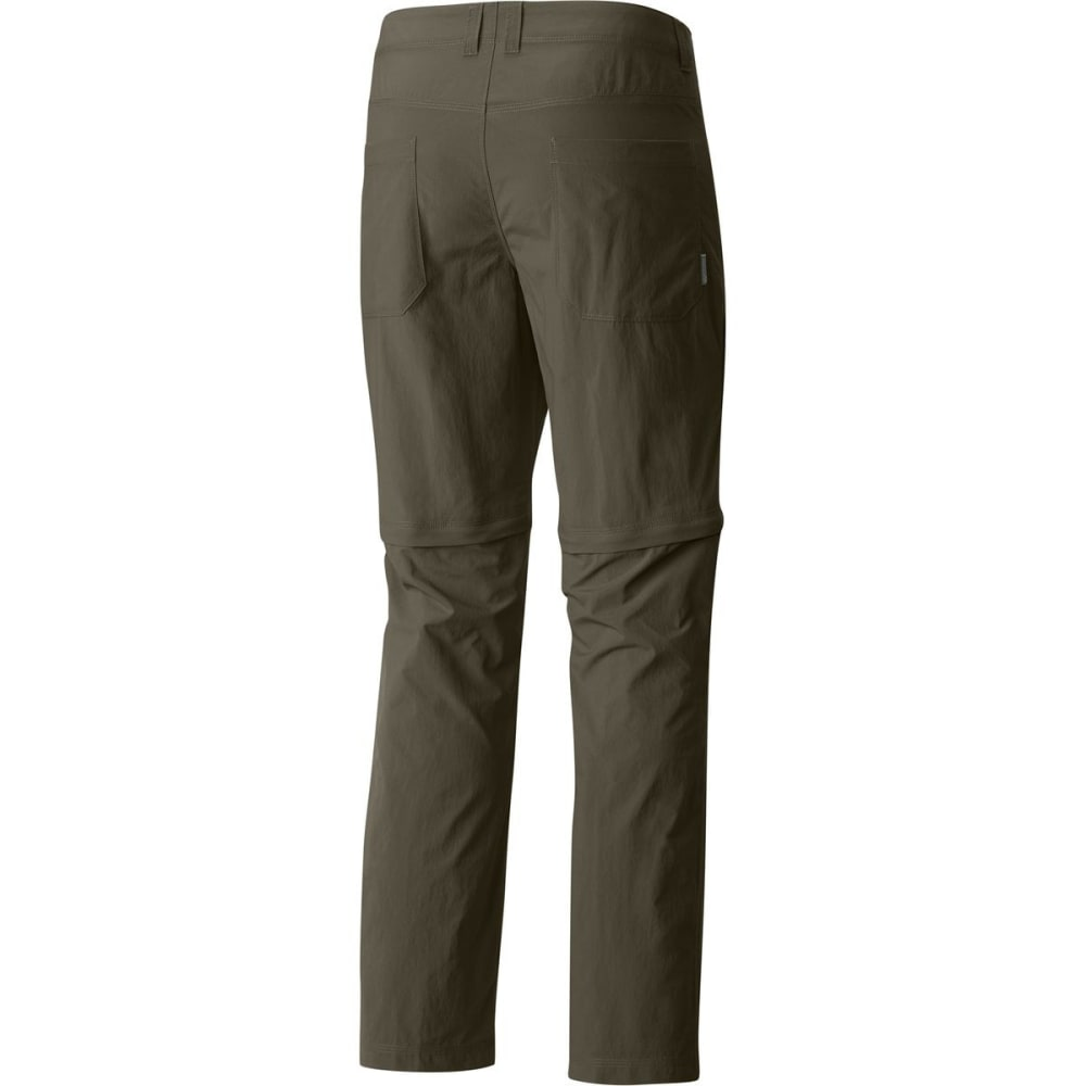 MOUNTAIN HARDWEAR Men's Castil™ Convertible Pant - 397-STONE GREEN