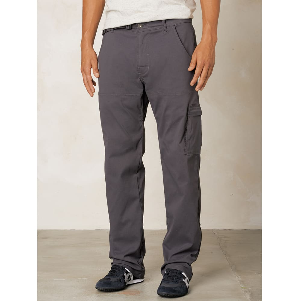 PRANA Men's Stretch Zion Pants - CHR-CHARCOAL