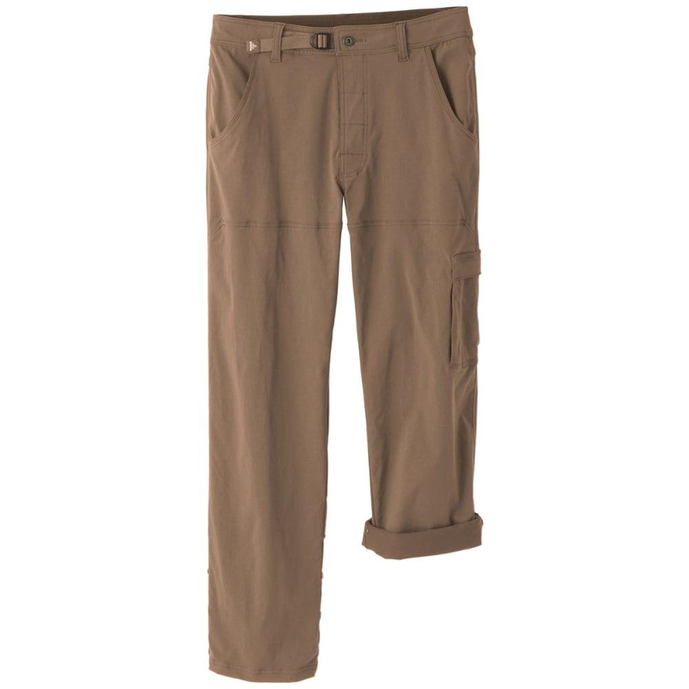 PRANA Men's Stretch Zion Pants - MUD-MUD