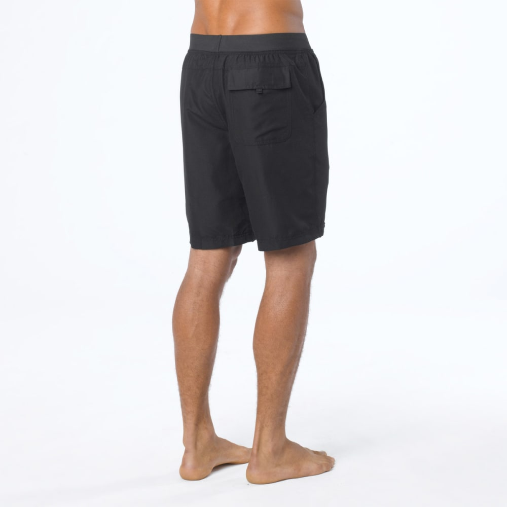 PRANA Men's Mojo Shorts - BLACK