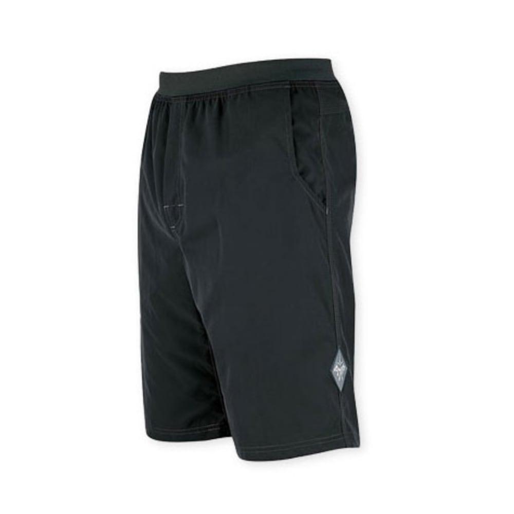 PRANA Men's Mojo Shorts - BLACK