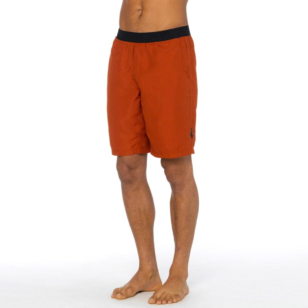 PRANA Men's Mojo Shorts - HENNA
