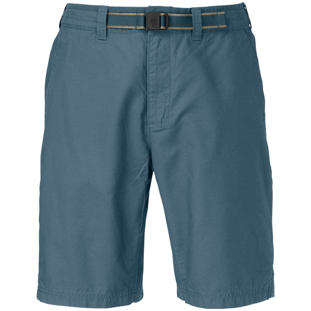 THE NORTH FACE Men's Granite Dome Utility Belted Shorts - DIESEL BLUE