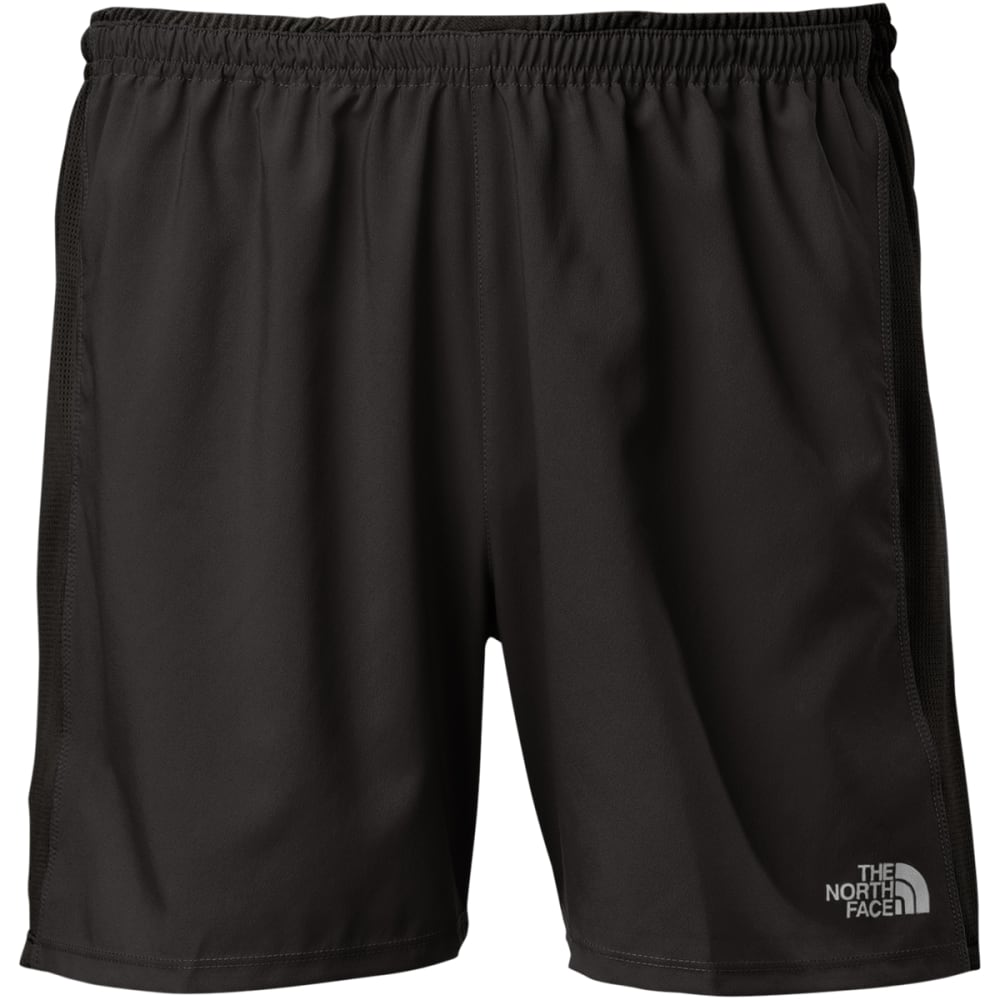 THE NORTH FACE Men's GTD Running Shorts - TNF BLACK