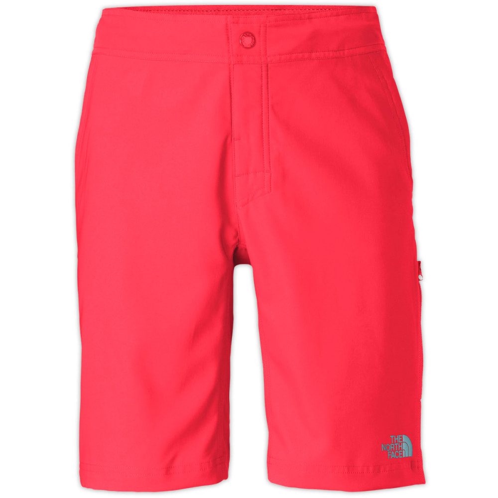 THE NORTH FACE Men's Pacific Creek Board Shorts - FIERY RED