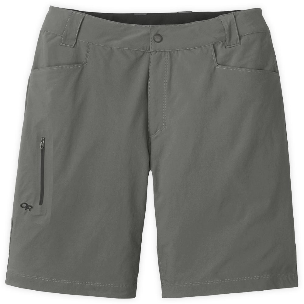 OUTDOOR RESEARCH Men's Ferrosi Shorts - PEWTER
