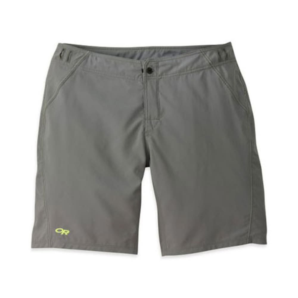 OUTDOOR RESEARCH Men's Backcountry Boardshorts - PEWTER