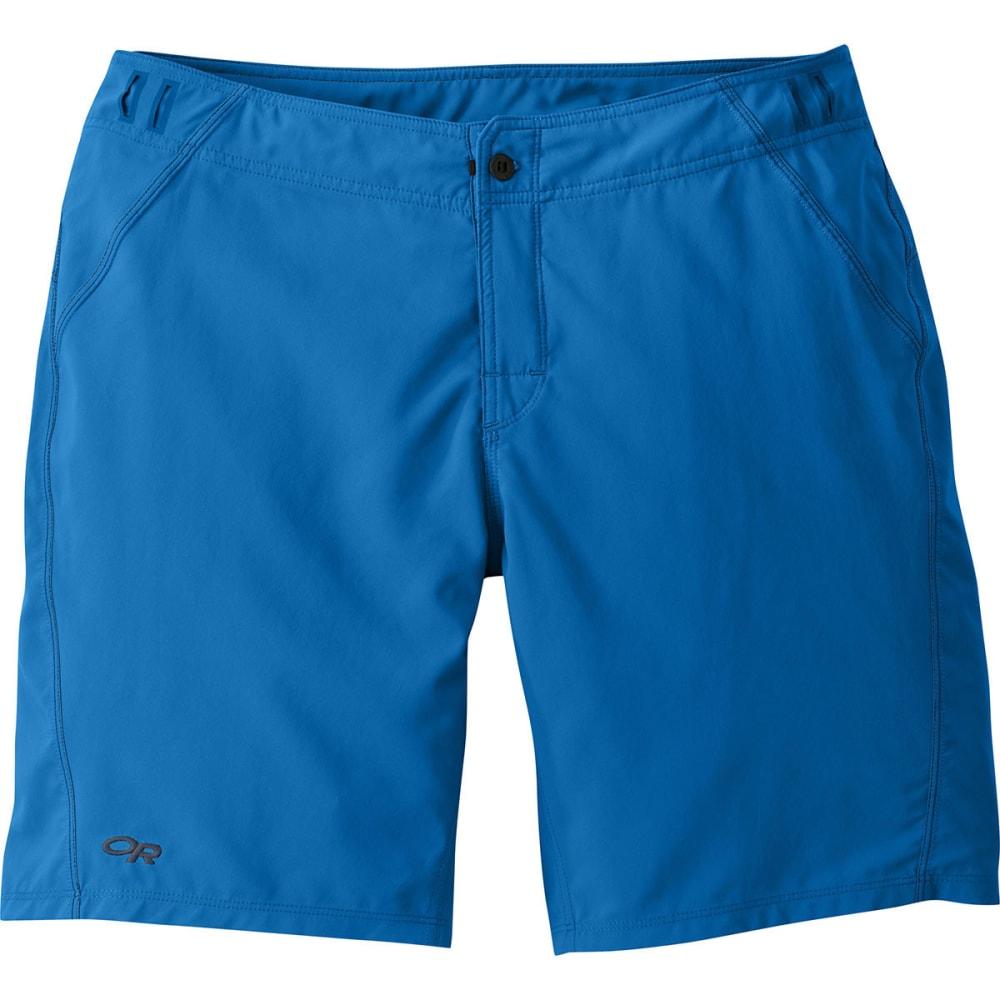 OUTDOOR RESEARCH Men's Backcountry Boardshorts - GLACIER/HYDRO