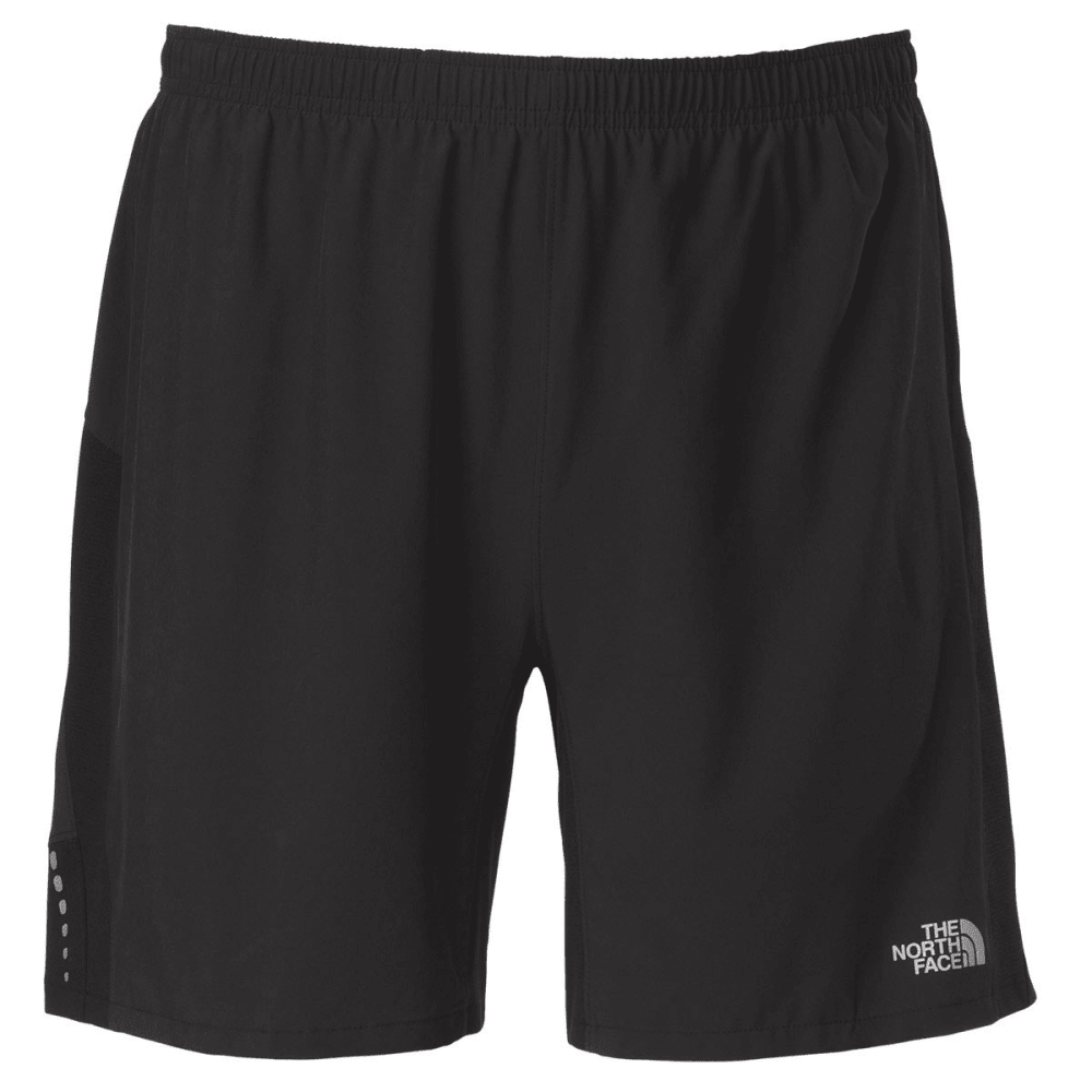 THE NORTH FACE Men's Voracious Dual Shorts, 7 in. - TNF BLACK