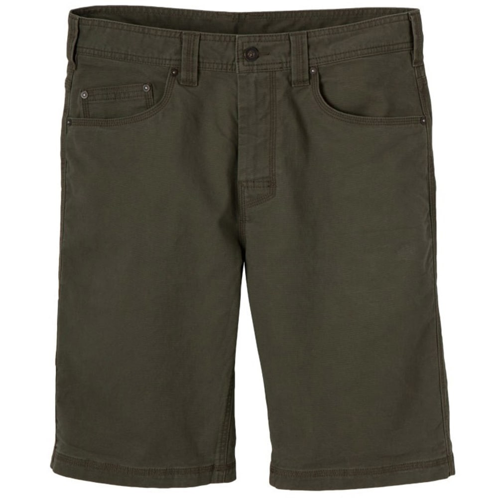 PRANA Men's Bronson Shorts, 9 in. - CARGO GREEN
