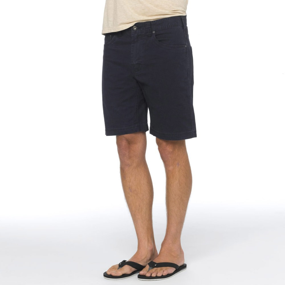 PRANA Men's Bronson Shorts, 9 in. - NAUTICAL BLUE