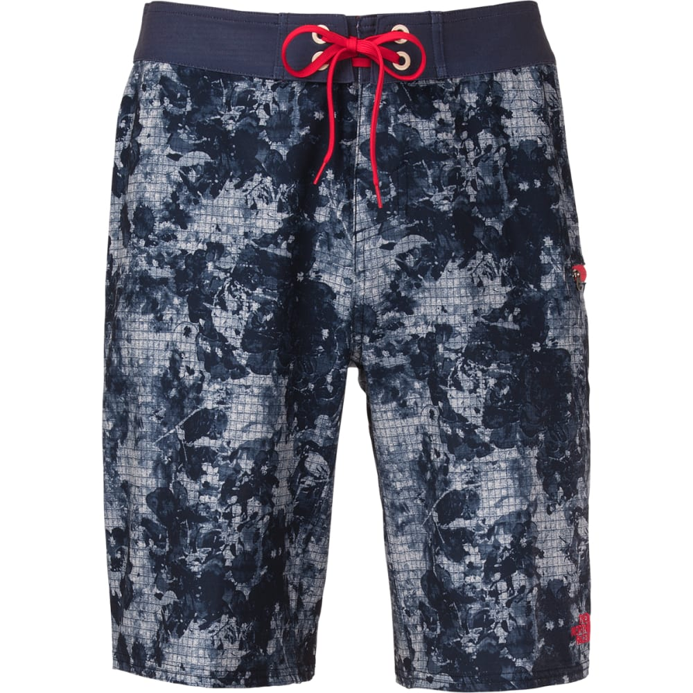 THE NORTH FACE Men's Olas Board Shorts - GRAPHITE GREY