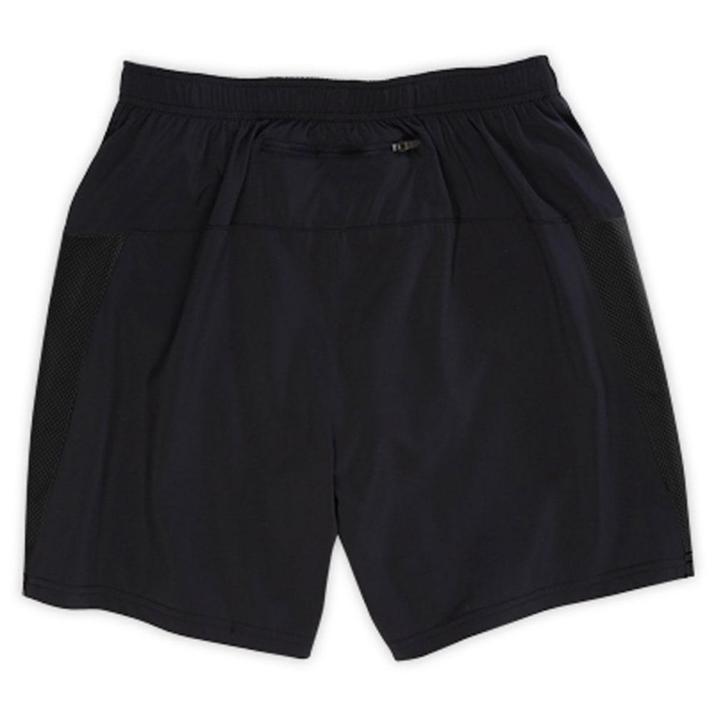 EMS® Men's Excel Running Shorts, 6 in. - BLACK