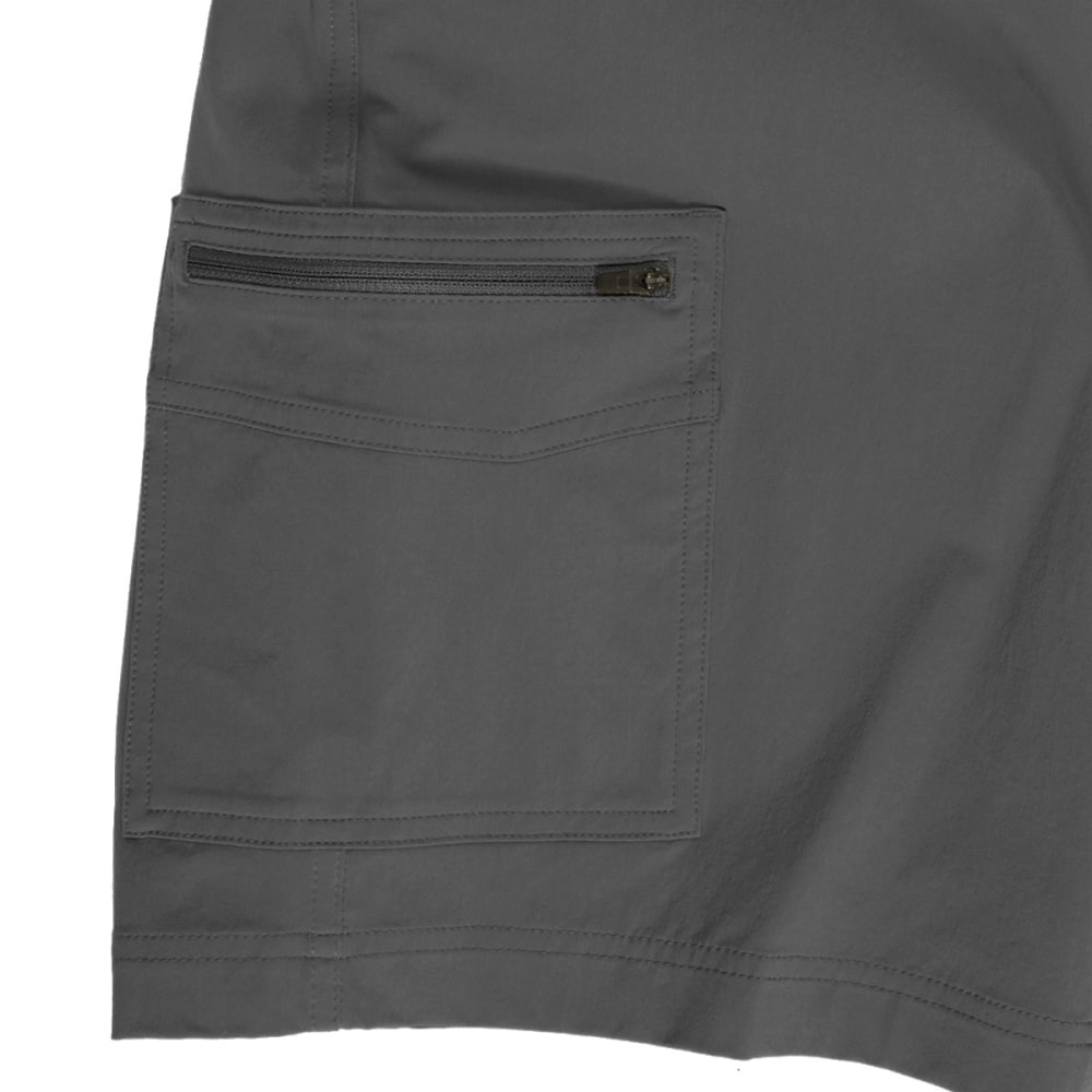 EMS Men's Compass Shorts - PEWTER