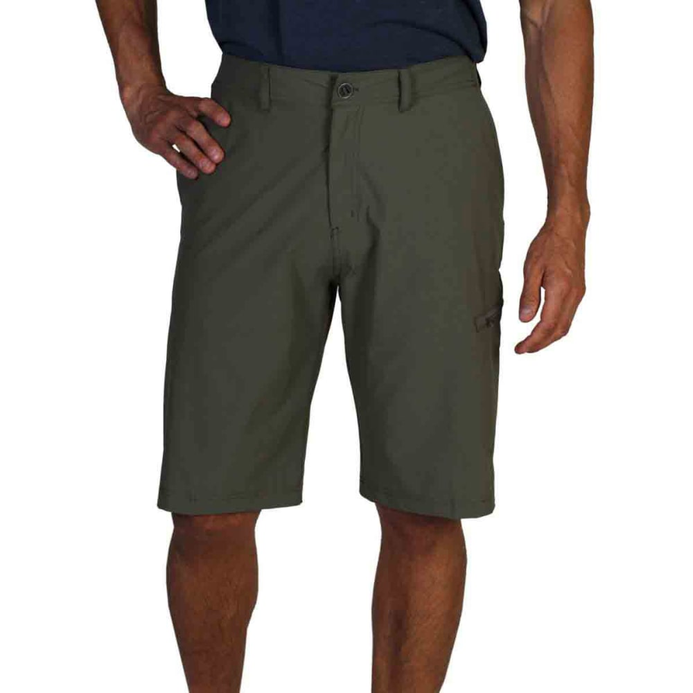 EXOFFICIO Men's Kukura Shorts  - LODEN