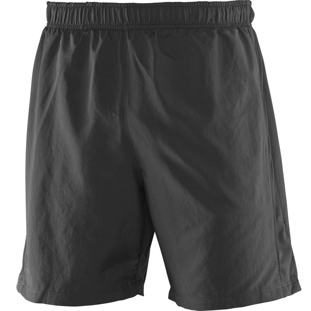 SALOMON Men's Park 2-in-1 Shorts - BLACK