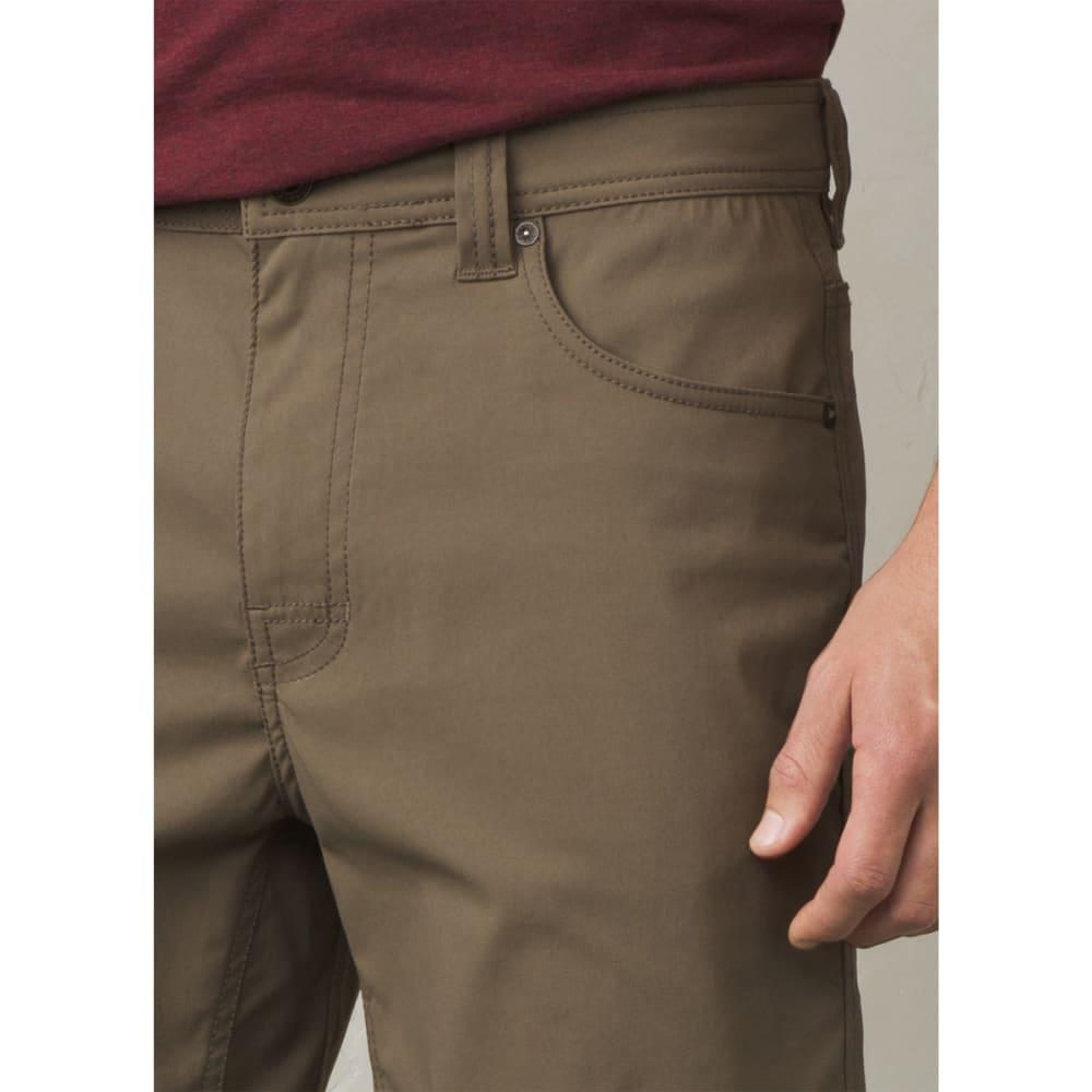 "PRANA Men's Brion 9"" Shorts - MUD"