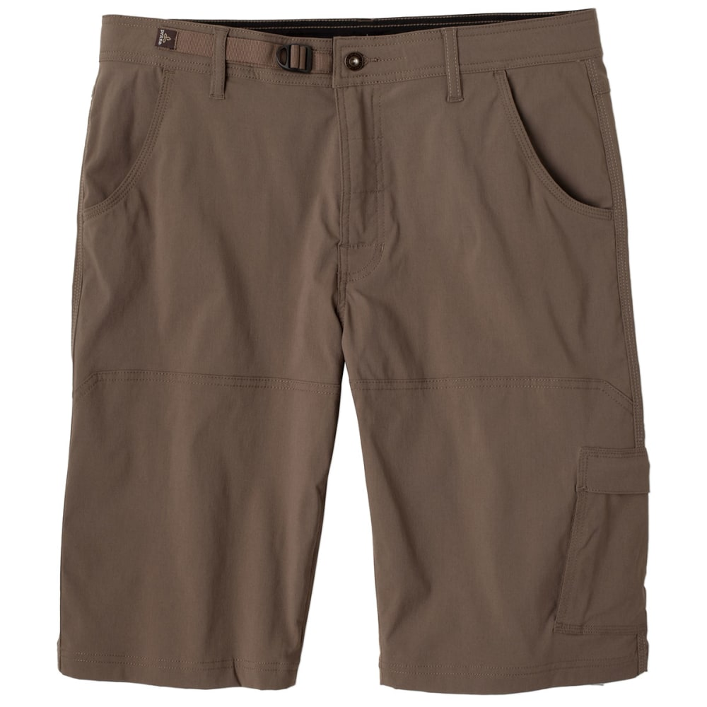 "PRANA Men's Stretch Zion 12"" Short - MUD-MUD"