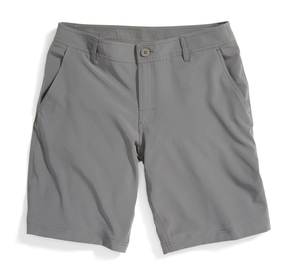 EMS® Men's Journey Hybrid Shorts, 10 in. - PEWTER