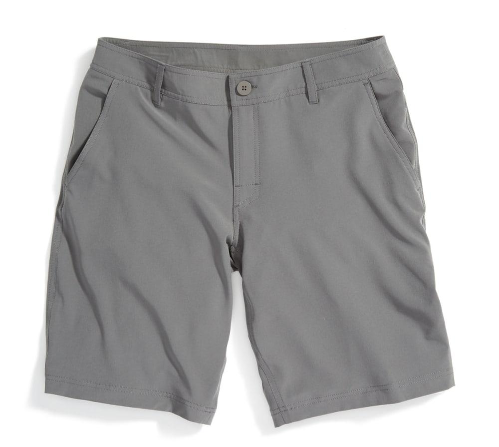 EMS® Men's Journey Hybrid Shorts, 10 in. - PEWTER