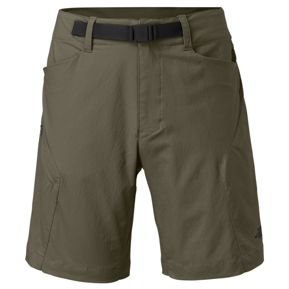 THE NORTH FACE Men's Straight Paramount 3.0 Shorts, 9 in. - NEW TAUPE GREEN