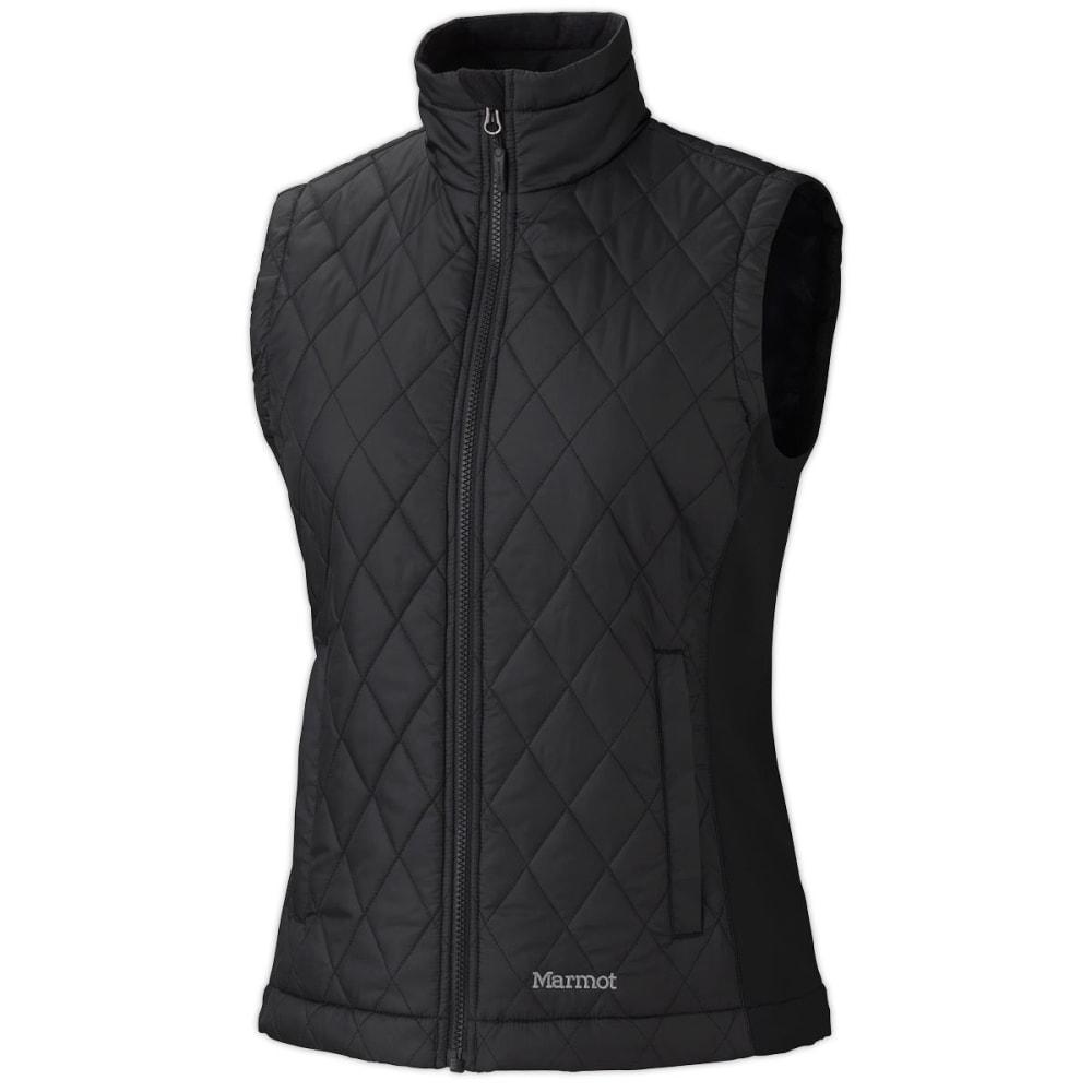 MARMOT Women's Kitzbuhel Vest - 001-BLACK